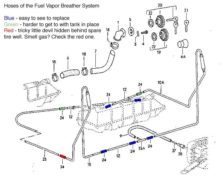 passing california smog testsVw Beetle Engine Air Filter Also Vw Bus Wiring Diagram Besides 1968 Vw #4