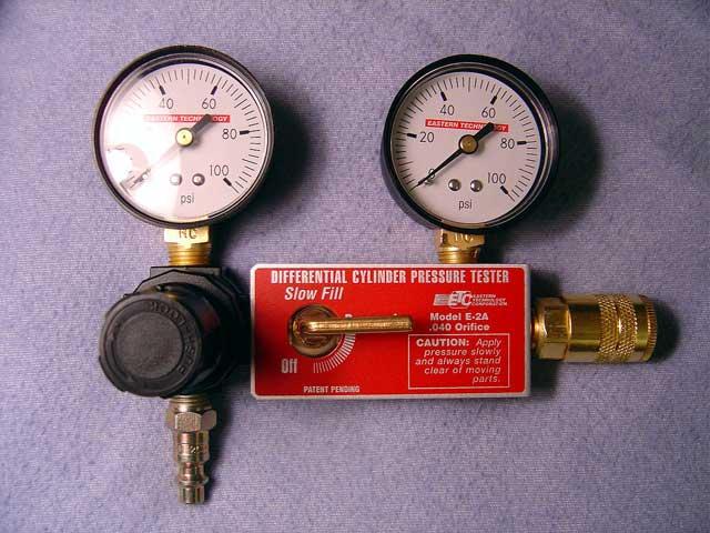 Comprehensive Engine Inspection