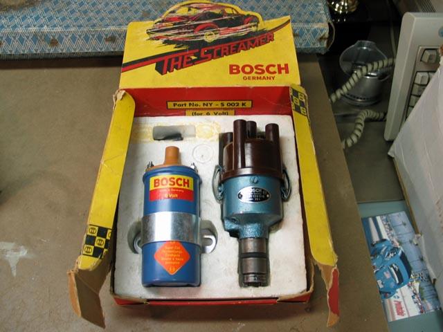 Bosch Blue Coils