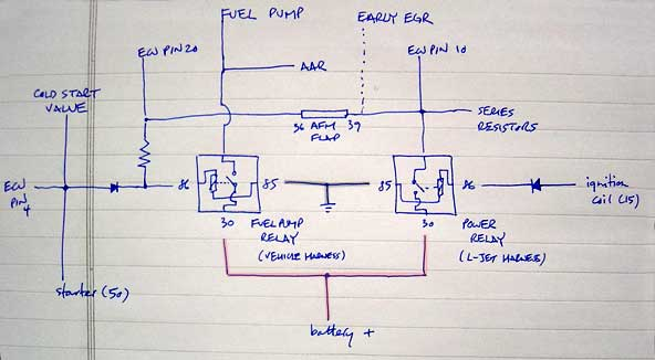 Groovy Double Relay Demystified Wiring Digital Resources Spoatbouhousnl