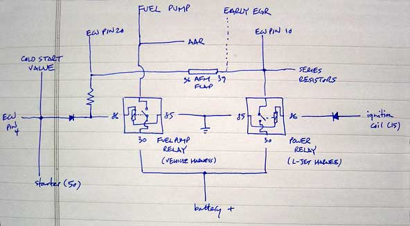 1989 camaro fuel pump wiring diagram double relay demystified
