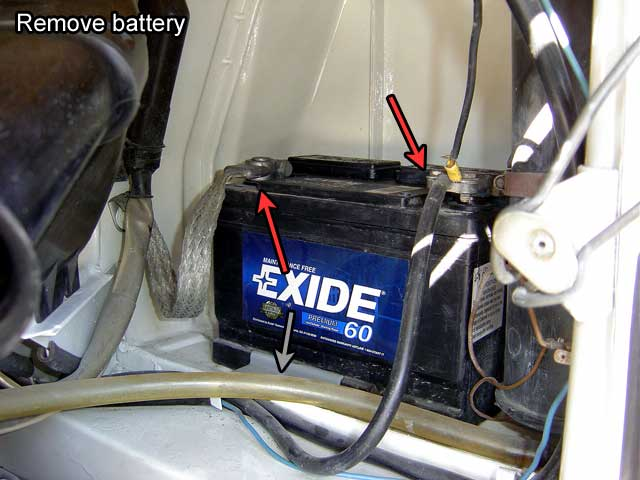 1971 vw beetle battery size