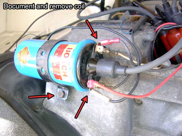 ambassador car ignition coil wiring diagram 72-79 bus engine removal in 20 easy steps beetle ignition coil wiring #9