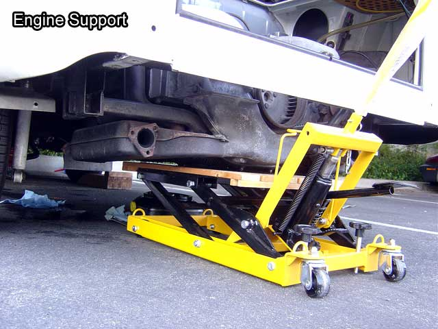 Engine Support