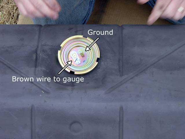 diy fuel tank restoration. Black Bedroom Furniture Sets. Home Design Ideas