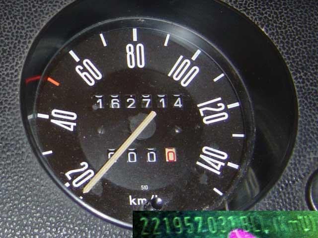 Clocks & Tachograph & Trip Odometers