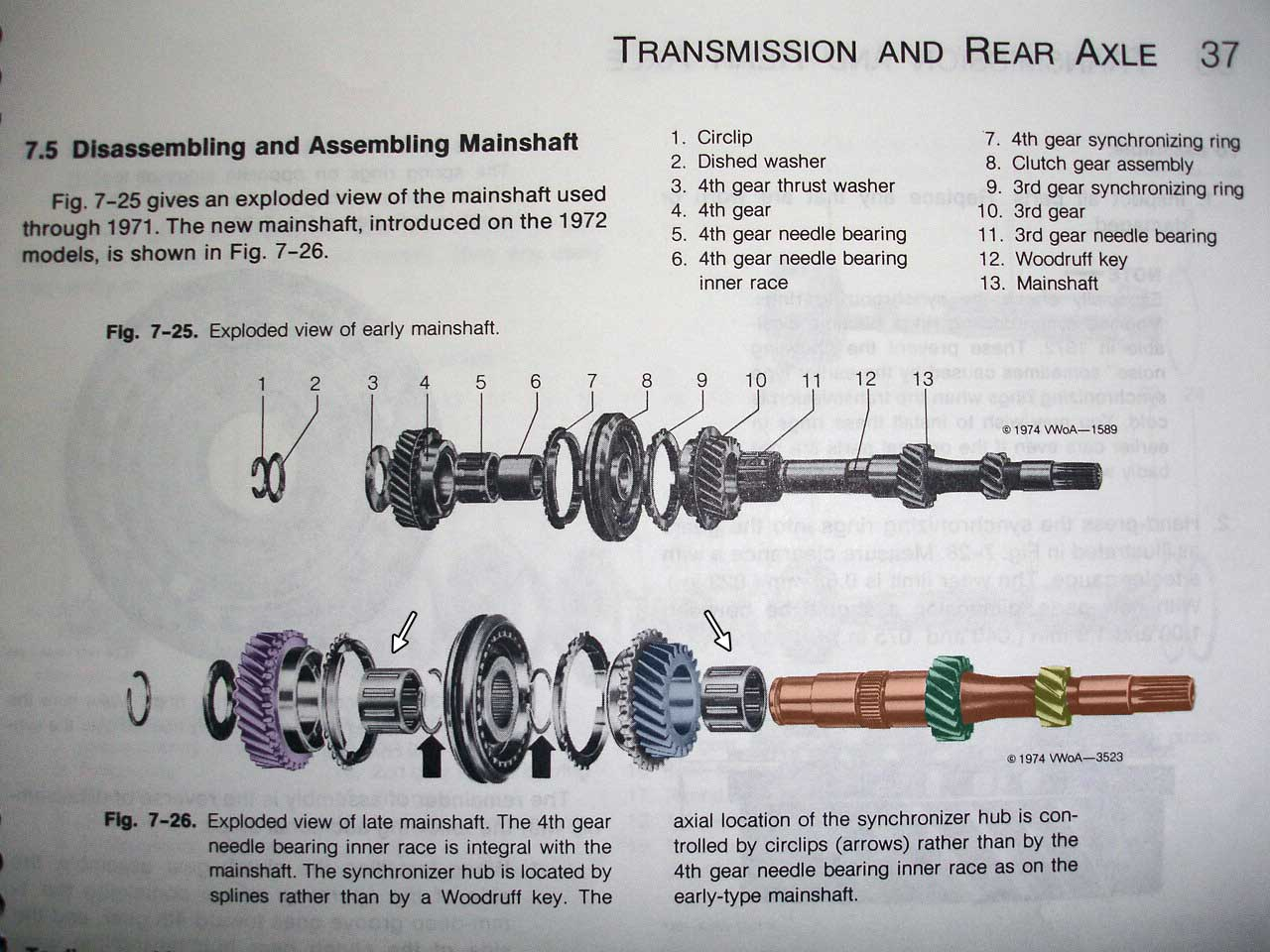 Vw Transmission Diagram Another Blog About Wiring Sitex Transducer Colors Transaxle Rh Ratwell Com T4 020